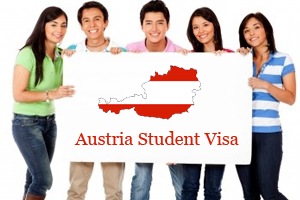 Requirements of Austria student visa