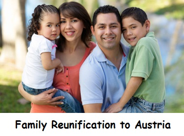 Austria-Family-Reunification
